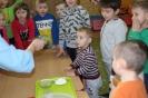 Zajęcia kulinarne w grupie młodszej